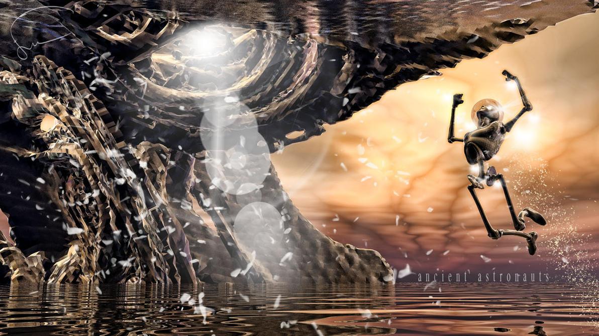 Digital Art Santosky2012 - 020 by Santosky