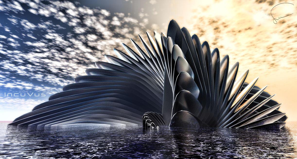 Incuvus04-digital-art-santosky by Santosky