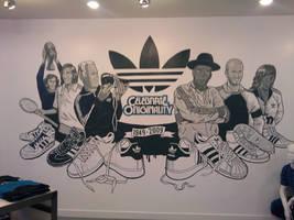 adidas celebrate originality by hasansal11