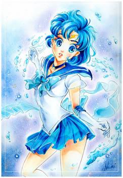Water Dreams Sailor Merkur