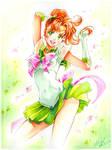 Sailor Jupiter Makoto