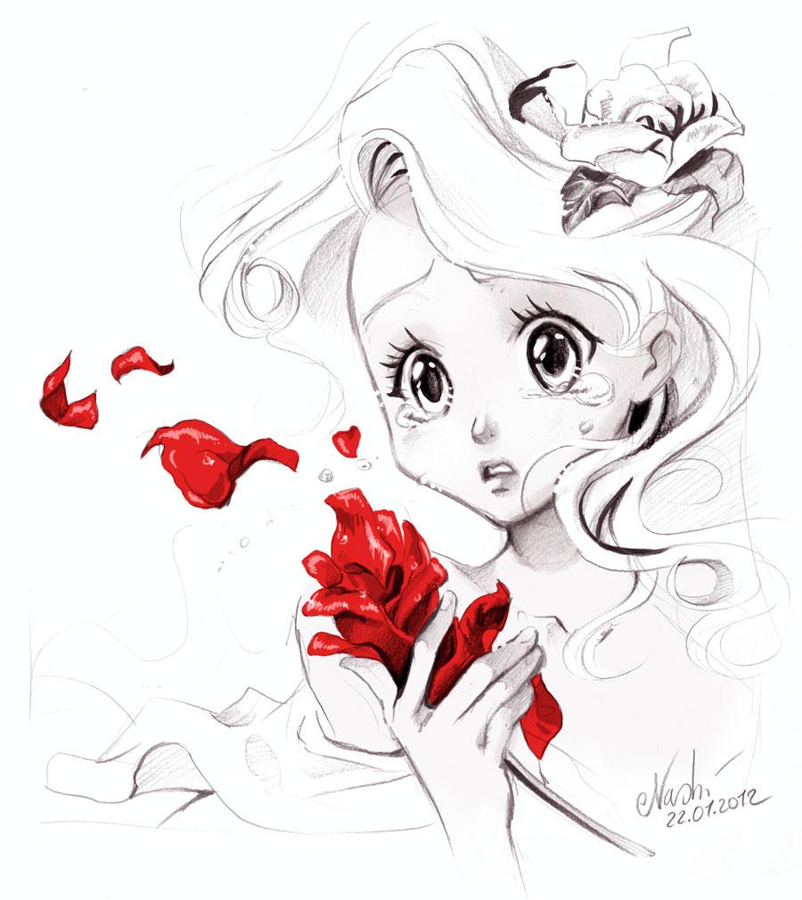 Broken Heart By Naschi