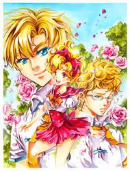 Sunshine special artwork by Naschi