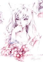 Foxy Temptation by Naschi