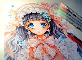 my Hime by Naschi