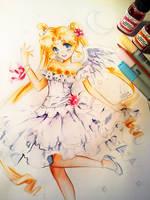 Princess Serenity by Naschi
