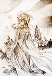 But my Heart isn't Frozen by Naschi