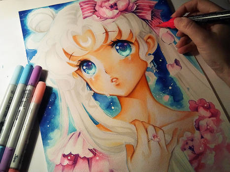 Sailor Moon: Princess Serenity