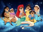 Funny Disney Princess