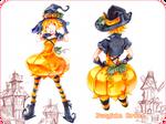 Pumpkin Fashion Design