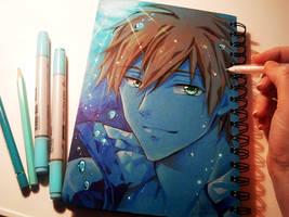 Free - Makoto Convention Book by Naschi