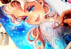 My Kingdom of Ice by Naschi
