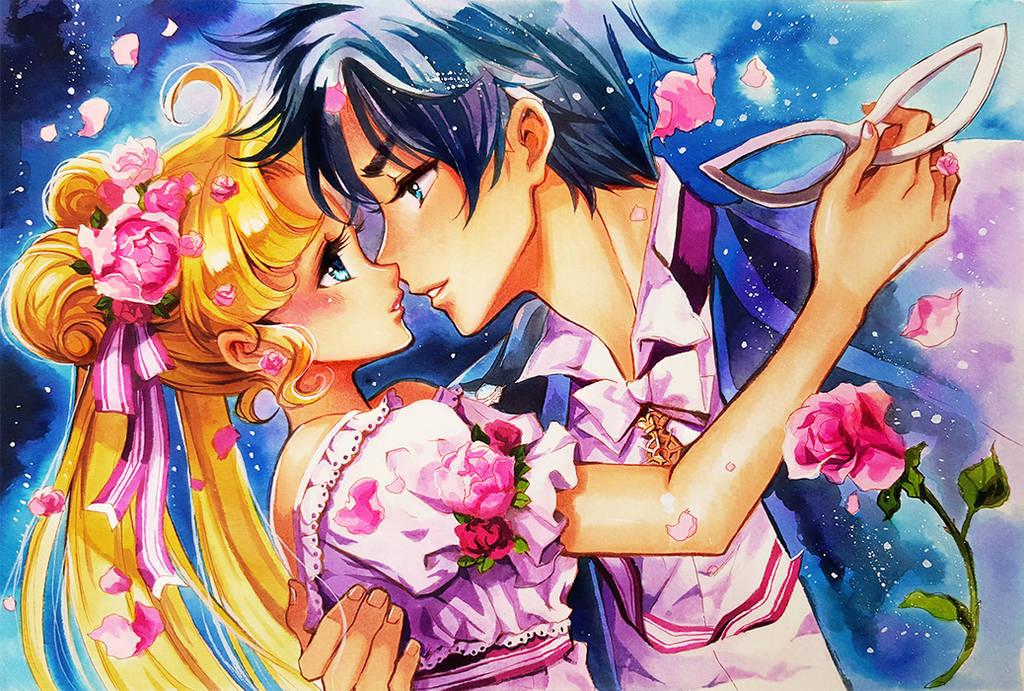Be my Valentine by Naschi