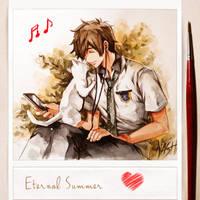 Free Makoto Eternal Summer Memories