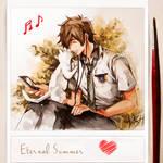 Free Makoto Eternal Summer Memories by Naschi
