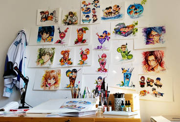 My Wall of Free!