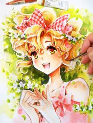 Juni Spring Splash by Naschi