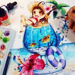 Nashi Special Ibizia Splash