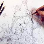 Ariele Sketch