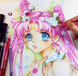Princesinha por Naschi