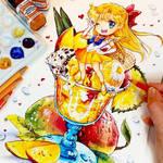 Mango Power Summer Splash!