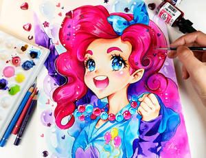 Pinkie World