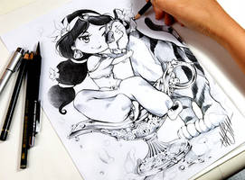 Yasmin by Naschi