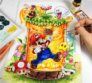 Super Mario de Naschi