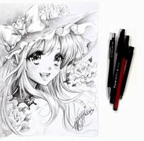 Sugar Witch by Naschi