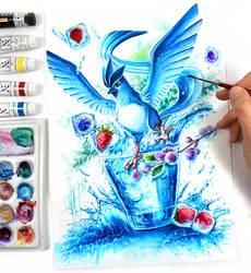 Articuno Ice Pokemon