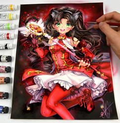 Kaleido Ruby by Naschi