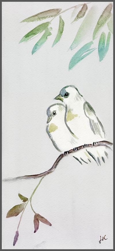 Birds by MirraGray