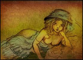 Little Lady by MirraGray
