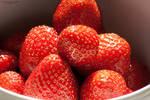 Strawberry Closeup 02