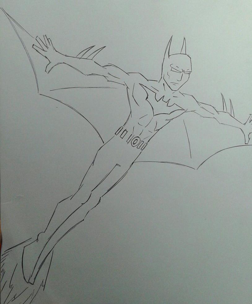 Tomorrow's Dark Knight II by TommyBoyCreations