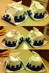 Liz and Patty Cosplay Hats