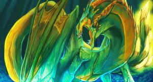 Jungle Dragon