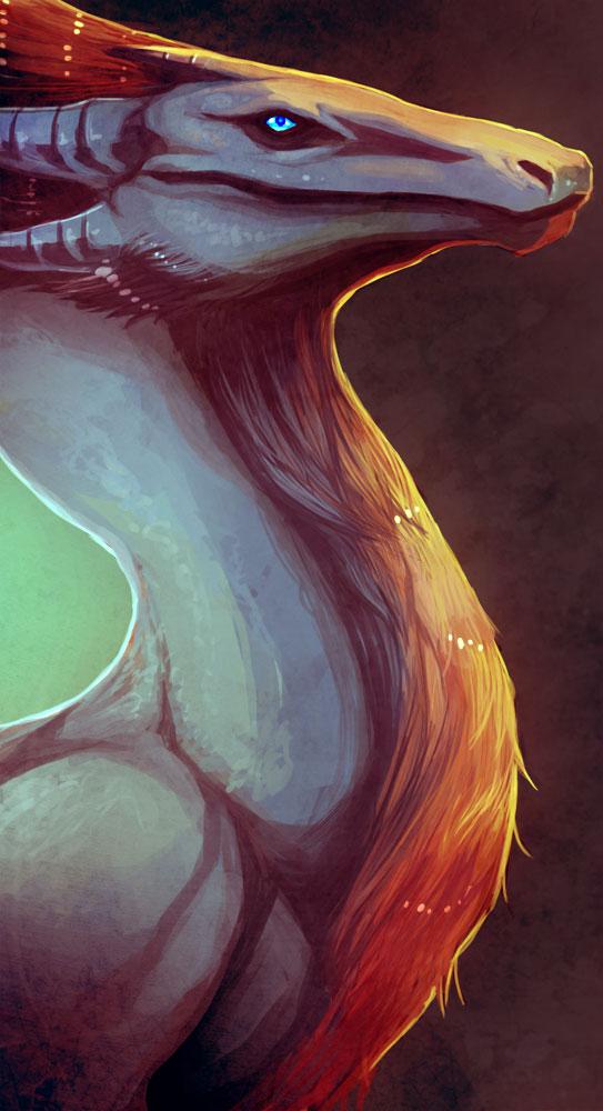 Dragon Head by magmi