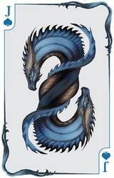Dragon Jack Playing Card