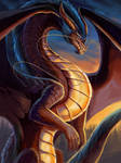 Eastern Western Dragon - Patreon November Winner