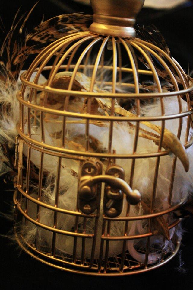 Caged Bird by Jade-Rat