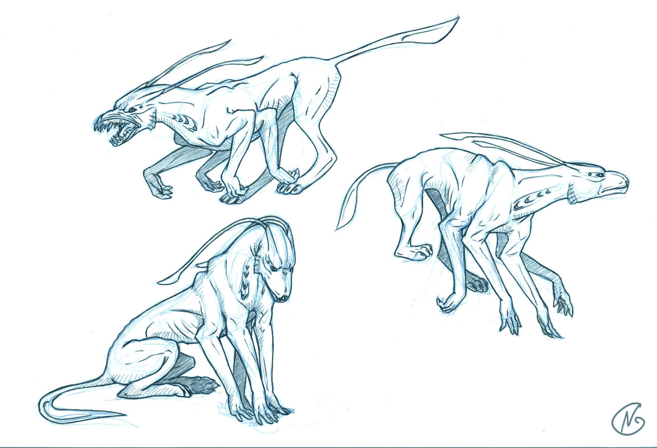viperwolf_sketches_by_spighy d4ppn4x