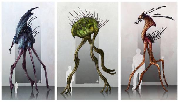 High creatures