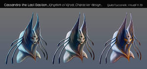 School project_Kingdom of Kirya_Kirian female_ by Spighy