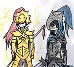 Dark Souls Doodles