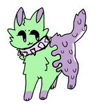 Punky Slime Pup (CLOSED)
