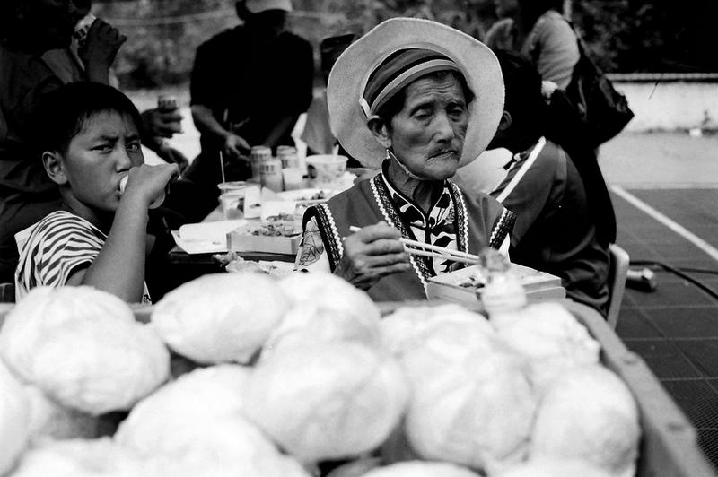 Cabbage-sellers