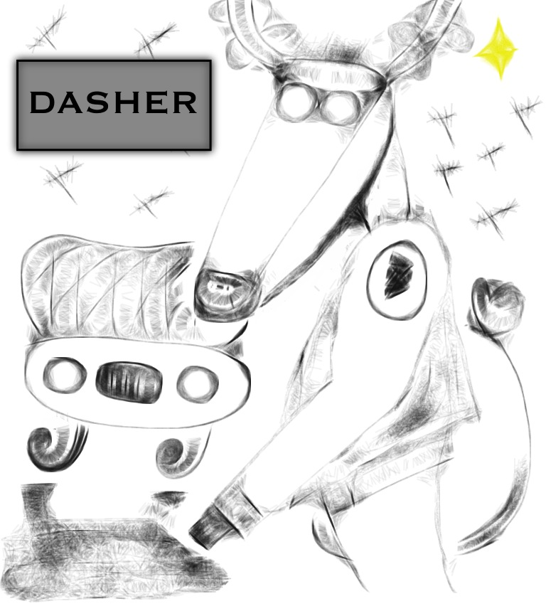 Dasher - Answering the Call by bQw