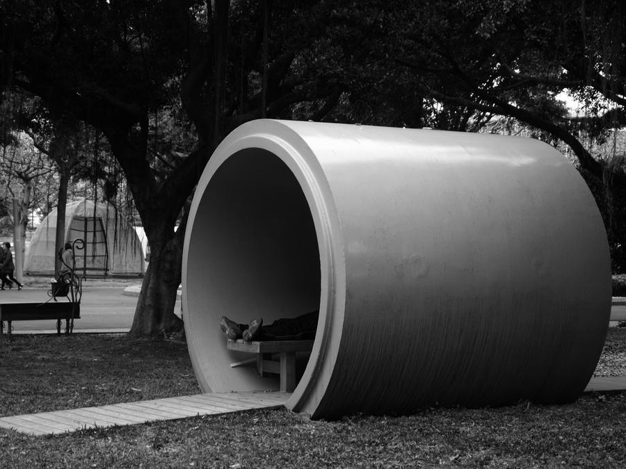 Concrete CATscan by bQw