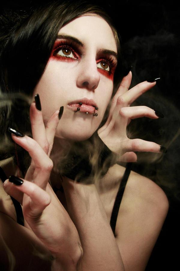 Smoke Among Us by Winged-Creations